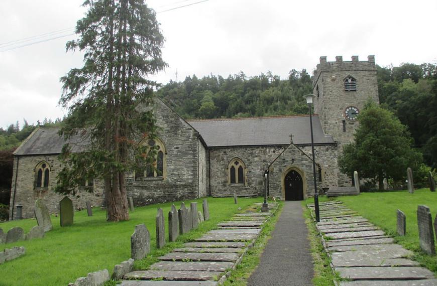 Church of St Mael and St Silien, Corwen, Denbighshire