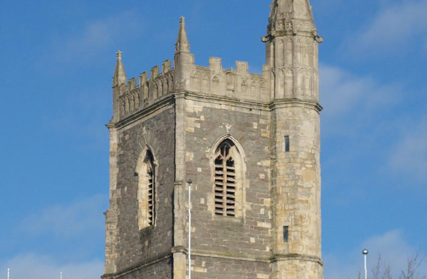 Site at St Mary-le-Port Church, High Street/Wine Street, Bristol