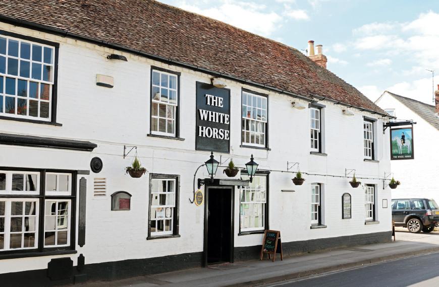 The White Horse Inn, Milford-on-Sea, Hampshire